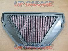 K & N Replacement filter / air filter ZX - 6R ('96 - '97 model)