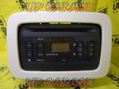 SUZKI Lapin genuine audio 39101-74P00 (Made by PIONEER DEH-2048ZS)
