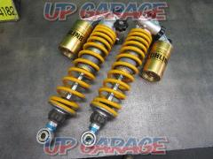 OHLINS Rear twin shock Zephyr 750/400 KA 4140