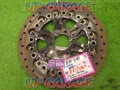 Unknown Manufacturer Cast iron brake disc rotor Model unknown