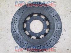 Brembo Front brake disc rotor A sheet And used in the Z1 The main current car registration