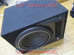 Rockford PUNCH P1 BOX with subwoofer