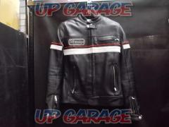 Size: S 56 design Premium Leather Jacket Measured