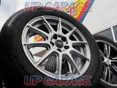 HOT STUFF CROSS SPEED PREMIUM-10 + BRIDGESTONE ECOPIA EX20 / DUNLOP ENASAVE EC203