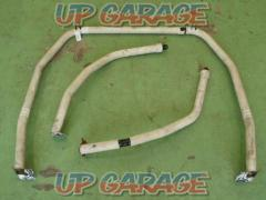 Unknown Manufacturer 4 point type roll bar (rear)