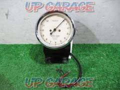 Orange Blue Bird 12.000 rpm tachometer SR400 / 500