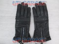 VANSON Leather Gloves M size