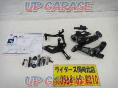 I was discounted DUCABIKE Pilot Adjustable Backstep [DUCATI Monster 821 ・ 1200 / S