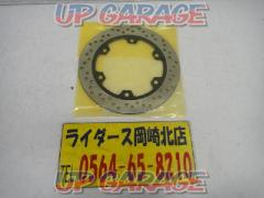 I was discounted SUZUKI (Suzuki) Genuine rear brake disc rotor GSX1300R Hayabusa (08)