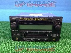 TOYOTA 86120-63030 6-disc with CD changer 200mm wide deck