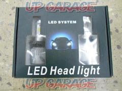 Unknown Manufacturer LED Headlight bulb H4 Hi / Low Switch