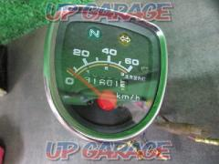 HONDA (Honda) Genuine speedometer Super Cub 50