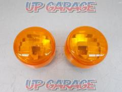 HONDA (Honda) Genuine turn signal lens set of two Super Cub 110 (JA07)