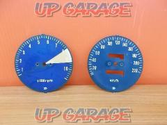 Price Cuts! HONDA (Honda) Genuine meter panel CB 750 K 3