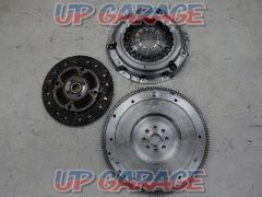 EXEDY Clutch disc + cover + TOYOTA Genuine flywheel ○ Price Cuts ○
