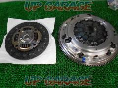 EXEDY (Exedy) ULTRA FIBER DISC + reinforced clutch cover + genuine flywheel set