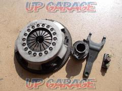 ATS Carbon single clutch