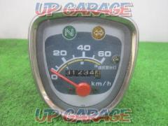 Super Cub 50 HONDA Genuine meter