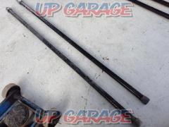 ● Price cut !! ● Hiace / 200 series TOYOTA Genuine torsion bar