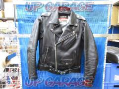 KADOYA (Kadoya) HEAD FACTORY Double Leather jacket Size unknown