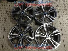 BMW M light · alloy · wheel · double spoke · styling 442M (4 series OP size)