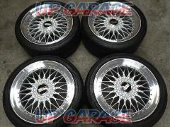 BBS(ビービーエス)  SUPER-RS (RS532+RS533)
