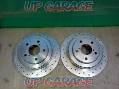 Unknown Manufacturer Front brake rotor