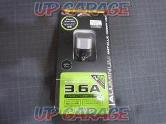 was discount  USB socket Unused 3.6A MIRAREED PJ-1404