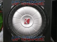 KICKER (kicker) CompVT 07 CVT 124 + Shield BOX Set