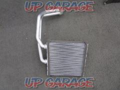 Special price below the settlement price Nissan genuine heater core