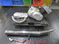 LIFAN (Lee Fan) 2 strike 100 cc engine / muffler set