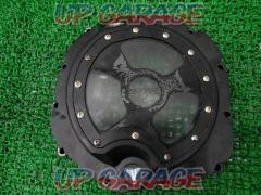 Unknown Manufacturer Skeleton clutch cover black ZX-14R