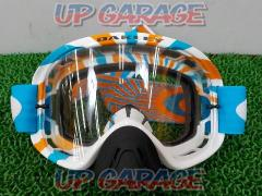 Size: Free OAKLEY (Oakley) Offroad goggles popular manufacturer !!