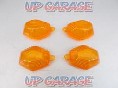 SUZUKI (Suzuki) Genuine turn signal lens set of 4 Bandit 1250F ('11)