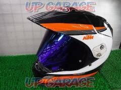 Size: L Arai (Arai) / KTM (K) Tour Cross 3 SNIPE-R Black / Orange