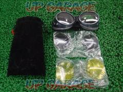 Mechanic goggles Nose adjustable type