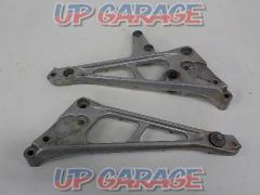 I was discounted HONDA (Honda) CBX400F Genuine step plate left and right set
