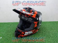 Size: M SHOEI (Shoei) VFX-DT METAL MULISHA Black / Red