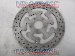 The price cut NeoFactory Disc rotor G.T.S OEM type 11.8 inches (300 mm) For the right Harley Since 2008 Tourer model