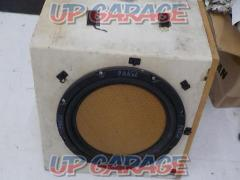 PHASE LINER BOX with subwoofer