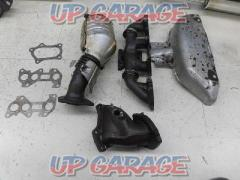 Toyota original (TOYOTA) Mark II · Cresta · Chaser / JZX100 genuine catalyst + Exhaust manifold
