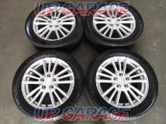 Suzuki genuine (SUZUKI) Swift Sports (ZC32S) genuine wheel + MICHELIN (Michelin) X-ICE 3 +