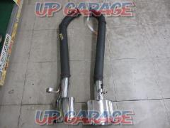 it was price cut! First come, first served !!  Wakeari Unknown Manufacturer Oval muffler Crown 15 system