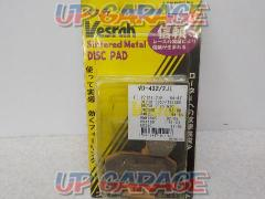 Besura Brake pad VD-432 / 2 JC