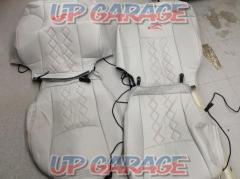 Ltide Twins Line Dia seat cover