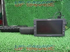 Panasonic TR-M70WE1 7 inches monitor & Headrest stay