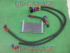 Unknown Manufacturer General-purpose oil cooler 10-stage type