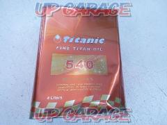 TITANIC (Chitanikku) Hi-Vi titanium oil (capacity 4L) 5W40 ▼ Special price! Significantly lower than 2019-9 / 29! ▼