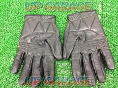 OUTLAW Leather Gloves Size: L