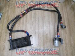 TRUST GREX 10-stage oil cooler
